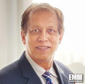 Syd Rahman Executive Director ManTech International