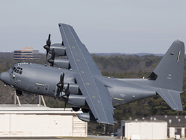 MC-130J Airlifter