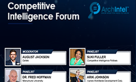 AI in CI Forum