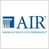 American Institutes for Research