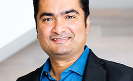 Deepen Desai CISO and VP Zscaler