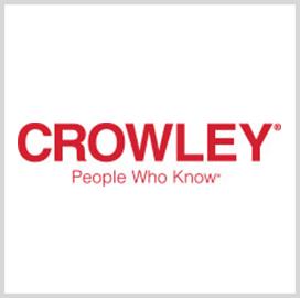 Crowley Gets Labor Dept's HIRE Vets Platinum Medallion