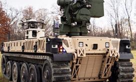 Robotic Combat Vehicle L QinetiQ