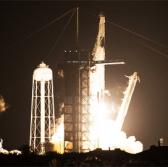 Crew-1 launch