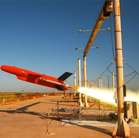 Kratos Delivers 100th Subsonic Aerial Target System to Navy