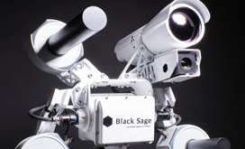 Black Sage jammer and camera configuration