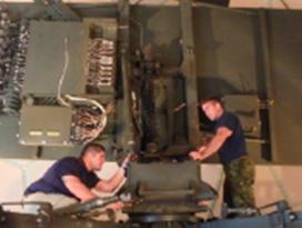 Air Combat Command Radar Service Life Extension