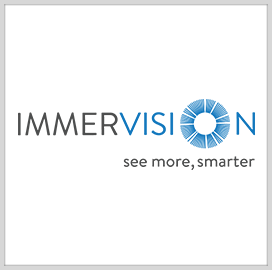 Immervision to Develop sUAS Wide-Angle Camera Under DIU Program