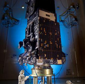 Lockheed-Made SBIRS GEO-5 Satellite Set for Launch Next Year