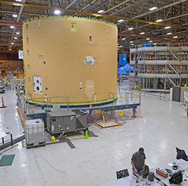 NASA Begins Core Stage Production for Artemis II, III Missions