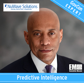 NuWave Acquires BigBear to Advance Data Analytics; GovCon Expert Reggie Brothers Quoted