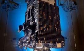 SBIRS GEO-5 Satellite Lockheed Martin