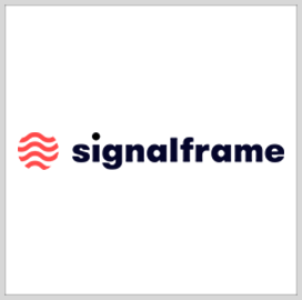 USAF Taps SignalFrame to Explore Military Application of Wireless Tracking Tech