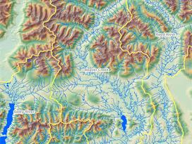 Beaver Creek flowlines
