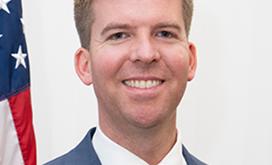 Ed Parkinson CEO FirstNet Authority