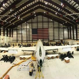 E-6B Block I aircraft