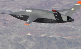 XQ-58A Valkyrie Photo from USAF