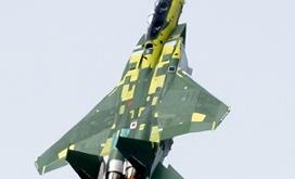 F-15QA aircraft