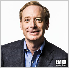 Microsoft's Brad Smith: National, Global Cyber Strategy Needed to Address Nation-State Attacks