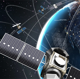 Raytheon Technologies Unveils Software-Based Satellite Constellation Mgmt Tech