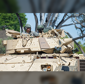 Army Issues RFP for Optionally Manned Fighting Vehicle Design Phase