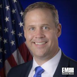 Jim Bridenstine Administrator NASA