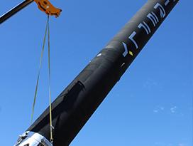 Firefly Alpha rocket