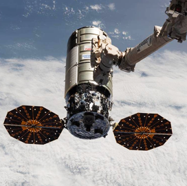 Northrop Resupply Spacecraft to Depart ISS Next Week, Conduct Secondary Orbital Mission