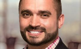 Aaron Burciaga VP ECS