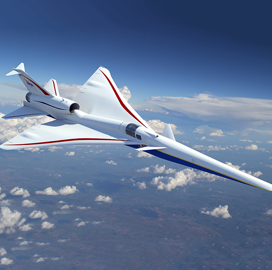 NASA Updates Assembly Status of Lockheed's X-59 'Quiet' Supersonic Jet