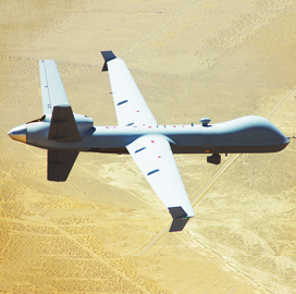 General Atomics Conducts Beyond Line-of-Sight C2 Tech Demo Using MQ-9A UAS