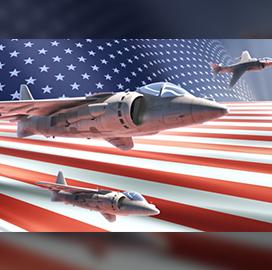 BAE to Help Vertex Aerospace Support Marine Corps' AV-8B Harrier Fleet