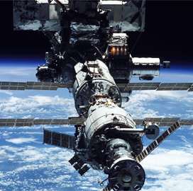 NASA Orders Six More Boeing-Made Solar Arrays for ISS