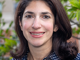Rasha Nahas, managing director and Department of Commerce lead for Accenture Federal Services