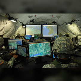 Army's Northrop-Built Integrated Battle Command System Gets Green Light for Production