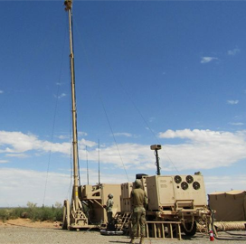 Northrop Announces 'Milestone C' Decision for Army-Contracted Air & Missile Defense System