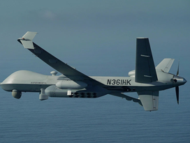 GA-ASI MQ-9 with ASW Pod