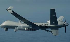 GA-ASI MQ-9 with ASW Pod