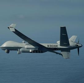 General Atomics Demos Anti-Submarine Sonobuoy Tech for Navy's MQ-9 UAS