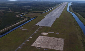 Shuttle Landing Facility Space Florida