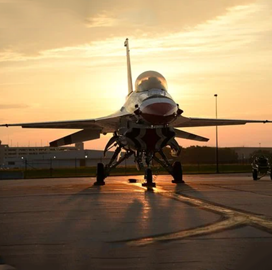 Lockheed Gets $64M USAF Contract to Update F-16 Software for Foreign Countries