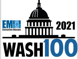 2021 Wash100 Award