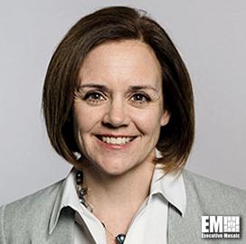 Kristie Grinnell Global CIO GDIT