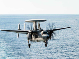 E-2D Aircraft