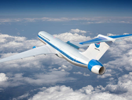 NASA STARC-ABL concept aircraft