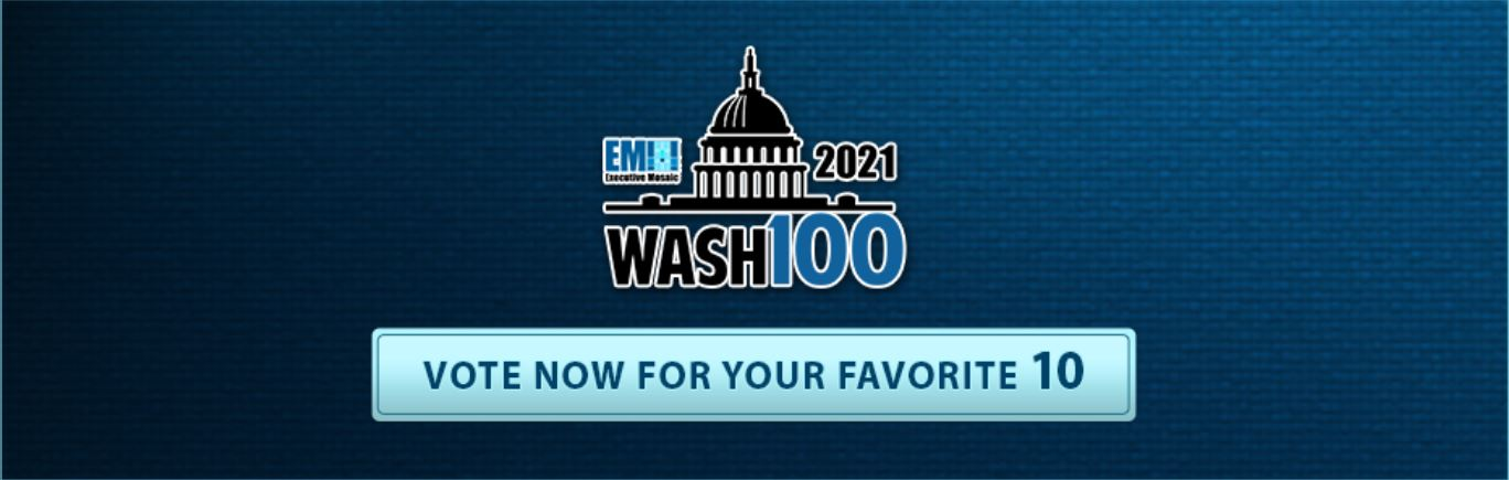 Carahsoft President Craig Abod Receives Seventh Wash100 Award - top government contractors - best government contracting event