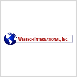 Westech Wins Army Test Data Management Support Contract