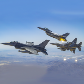 State Department OKs Potential $60M Deal With Jordan for Lockheed F-16 Air Combat Training Hub