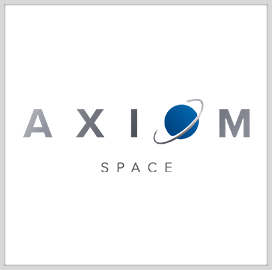 Axiom Space Gets $130M Series B Investment to Support ISS Module Development