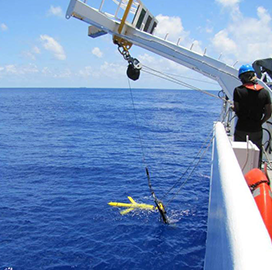 Navy Wants New Underwater Surveillance Drone for Ocean Research, Fleet Support